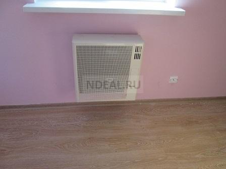 газовый конвектор в комнате